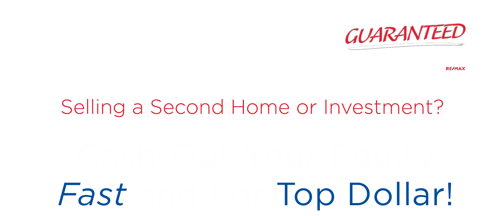 cash out your home's equity